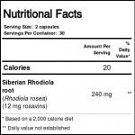 Gaia Herbs Rhodiola Rosea - 60 Vegetarian Liquid Phyto-Cápsulas   Comprar Suplemento em Promoção Site Barato e Bom