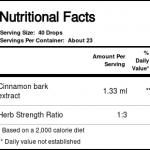 Gaia Herbs Orgânico Cinnamon Bark - 2 fl oz   Comprar Suplemento em Promoção Site Barato e Bom