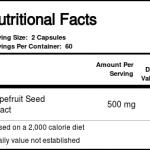 Nutricology Extrato de semente de Citrus 250 mg 120 Cápsulas   Comprar Suplemento em Promoção Site Barato e Bom