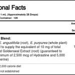 Nature's Answer Equinácea e Goldenseal AF Sem álcool 4 fl oz   Comprar Suplemento em Promoção Site Barato e Bom