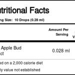 Genestra Crab Apple Bud - 0.5 fl oz   Comprar Suplemento em Promoção Site Barato e Bom