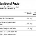 Vital Nutrients Vital Brain Natural Lemon - 90 Grams   Comprar Suplemento em Promoção Site Barato e Bom