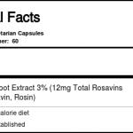 Vital Nutrients Rhodiola 3- 200 mg - 120 VCapsules   Comprar Suplemento em Promoção Site Barato e Bom