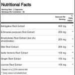 Vital Nutrients Immune Support - 60 Capsules   Comprar Suplemento em Promoção Site Barato e Bom