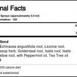 Zand Ervaalmist Throat Spray de 2 fl oz   Comprar Suplemento em Promoção Site Barato e Bom