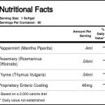 Enzymatic Therapy Hortelã-pimenta mais 60 cápsulas   Comprar Suplemento em Promoção Site Barato e Bom