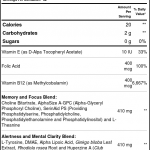 Líquido Health Neurológicas Pomegranate Berry 32 fl oz   Comprar Suplemento em Promoção Site Barato e Bom