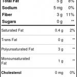 Jarrow Formulas Omega Nutrition Orgânica Fria branqueado Sementes de linho 17,5 oz   Comprar Suplemento em Promoção Site Barato e Bom