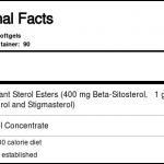 Beta-sitosterol Esteróis de Planta 180 Cápsulas em Gel   Comprar Suplemento em Promoção Site Barato e Bom