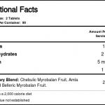 Planetary Formulas Triphala 180 Tabletes   Comprar Suplemento em Promoção Site Barato e Bom