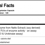 Now Foods Nattokinasa 100 mg/2000 FU Unidades 120 Cápsulas Vegetarianas   Comprar Suplemento em Promoção Site Barato e Bom