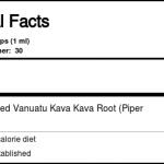 L.A. Naturals Kava Kava Glicerina 1 fl oz   Comprar Suplemento em Promoção Site Barato e Bom