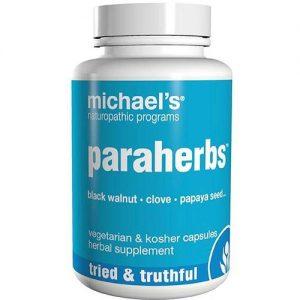 Michael's ParaErvas 120 Cápsulas Vegetarianas   Comprar Suplemento em Promoção Site Barato e Bom