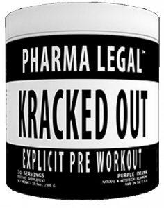 PharmaLegal Kracked Out Punch Out - 30 Servings   Comprar Suplemento em Promoção Site Barato e Bom