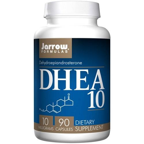 Jarrow Formulas DHEA - 10 mg - 90 Cápsulas   Comprar Suplemento em Promoção Site Barato e Bom