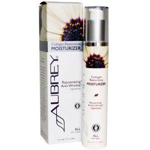 Aubrey Orgânicos Collagen Restorative Moisturizer - 1.7 oz   Comprar Suplemento em Promoção Site Barato e Bom