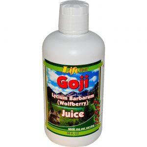 LifeTime Goji Juice - 32 fl oz   Comprar Suplemento em Promoção Site Barato e Bom