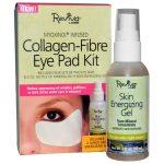 Reviva Labs Colágeno-Fibra Eye Pads Kit 1 Kit   Comprar Suplemento em Promoção Site Barato e Bom