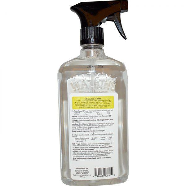 J R Watkins Cleaner A / p Aloe & GRN Chá 24 onças   Comprar Suplemento em Promoção Site Barato e Bom