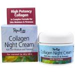 Reviva Labs Colágeno Night Cream 1,5 onças   Comprar Suplemento em Promoção Site Barato e Bom