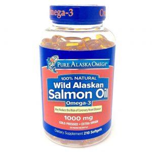 Pure Alaska Omega 100% Natural Omega-3 - 180 Cápsulas em Gel   Comprar Suplemento em Promoção Site Barato e Bom