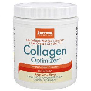 Jarrow Formulas Collagen Optimizer, Sweet Citrus - 5.8 oz   Comprar Suplemento em Promoção Site Barato e Bom
