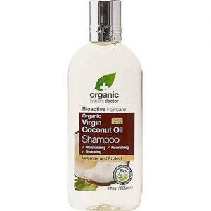 Orgânico Doctor Xampu - Virgin Óleo de Coco - 265 ml   Comprar Suplemento em Promoção Site Barato e Bom