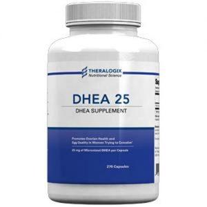 Theralogix DHEA, 25 mg - 270 Cápsulas   Comprar Suplemento em Promoção Site Barato e Bom