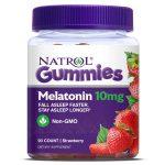 Natrol, Gomas de Melatonina 10 mg - 90 Gomas   Comprar Suplemento em Promoção Site Barato e Bom