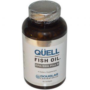 Douglas Labs Quell óleo de peixe EPA e DHA mais D 60 Cápsulas   Comprar Suplemento em Promoção Site Barato e Bom