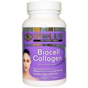 Olympian Labs A melhor mistura Biocell Collagen 60 Cápsulas   Comprar Suplemento em Promoção Site Barato e Bom