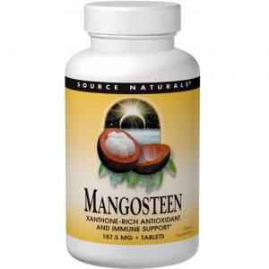 Source Naturals Mangostão 60 Tabletes   Comprar Suplemento em Promoção Site Barato e Bom