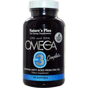 Nature's Plus Omega 3 completos 90 Géis   Comprar Suplemento em Promoção Site Barato e Bom