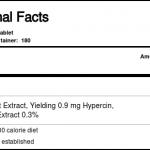 Planetary Formulas Erva de São João 300 mg Extrato de 180 Tabletes   Comprar Suplemento em Promoção Site Barato e Bom