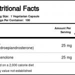 Douglas Labs DHEA mais - 25 mg - 100 Cápsulas   Comprar Suplemento em Promoção Site Barato e Bom