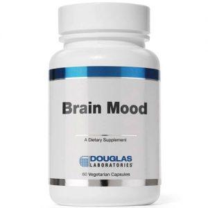 Douglas Labs Brain Mood - 60 Cápsulas Vegetarianasules   Comprar Suplemento em Promoção Site Barato e Bom