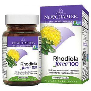 New Chapter Rhodiola Force 100 - 30 Cápsulas Vegetarianas   Comprar Suplemento em Promoção Site Barato e Bom