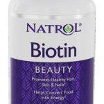 Biotina Beleza Força Máxima 10000 mcg. - 100 comprimidos de Natrol   Comprar Suplemento em Promoção Site Barato e Bom