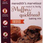 123 Gluten Free Meredith's Marvelous Moist and Tasty Muffins & Quickbread -- 16.48 oz   Comprar Suplemento em Promoção Site Barato e Bom