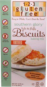 123 Gluten Free Southern Glory Biscuit Mix -- 17.76 oz   Comprar Suplemento em Promoção Site Barato e Bom