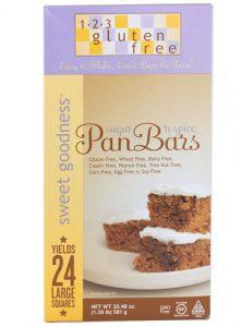 123 Gluten Free Sweet Goodness™ Pan Bars Mix Sugar 'n Spice -- 20.48 oz   Comprar Suplemento em Promoção Site Barato e Bom