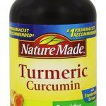 Curcumina de cúrcuma - 60 Cápsulas vegetarianas de Nature Made   Comprar Suplemento em Promoção Site Barato e Bom