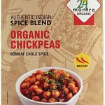 24 Mantra Organic Authentic Indian Spice Blend Chickpeas -- 0.85 oz   Comprar Suplemento em Promoção Site Barato e Bom
