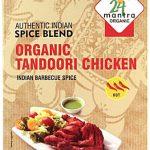 24 Mantra Organic Authentic Indian Spice Blend Tandoori Chicken -- 0.77 oz   Comprar Suplemento em Promoção Site Barato e Bom