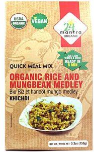 24 Mantra Organic Rice and Mungbean Medley Khichdi -- 5.3 oz   Comprar Suplemento em Promoção Site Barato e Bom