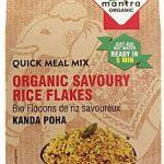 24 Mantra Organic Savoury Rice Flakes Kanda Poha -- 5.3 oz   Comprar Suplemento em Promoção Site Barato e Bom