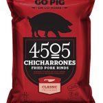 4505 Chicharrones Fried Pork Rinds Classic Chili & Salt -- 2.5 oz   Comprar Suplemento em Promoção Site Barato e Bom