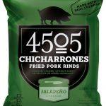 4505 Chicharrones Fried Pork Rinds Jalapeno Cheddar -- 1 oz   Comprar Suplemento em Promoção Site Barato e Bom