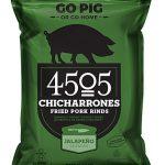 4505 Chicharrones Fried Pork Rinds Jalapeno Cheddar -- 2.5 oz   Comprar Suplemento em Promoção Site Barato e Bom