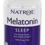 Melatonina para Sono 3 mg. - 100 comprimidos de Natrol   Comprar Suplemento em Promoção Site Barato e Bom